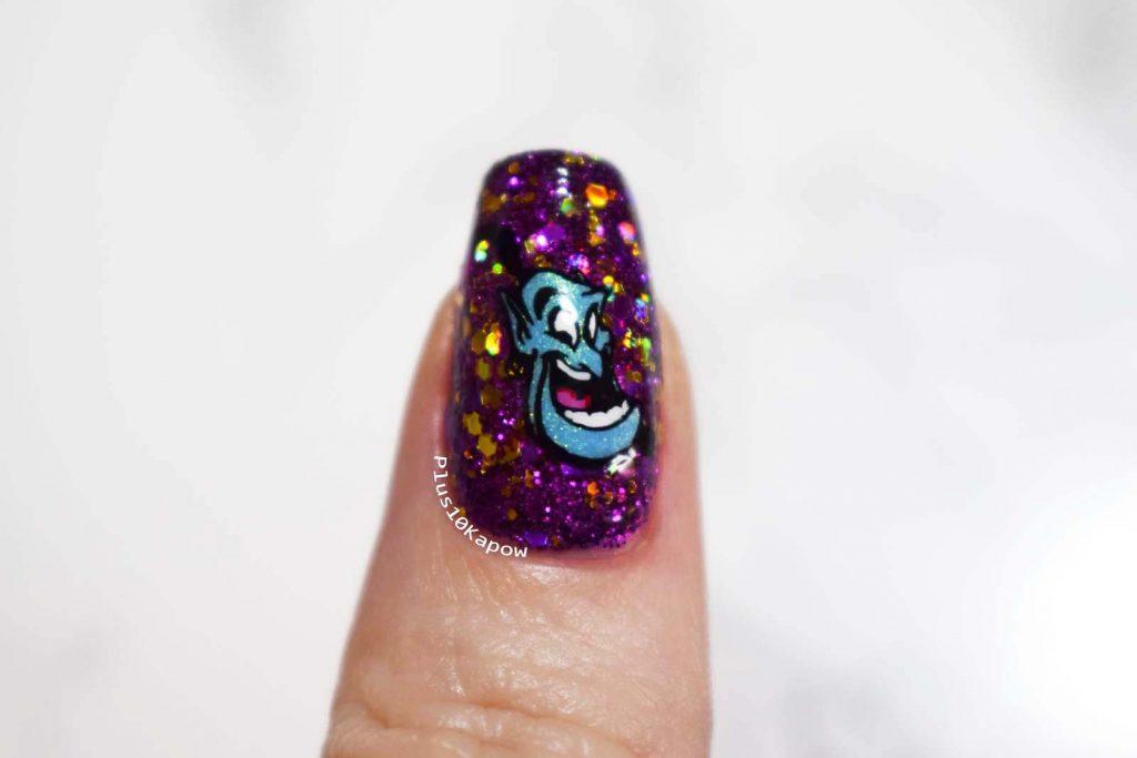 Disney's Aladdin nails Princess Jasmine Genie