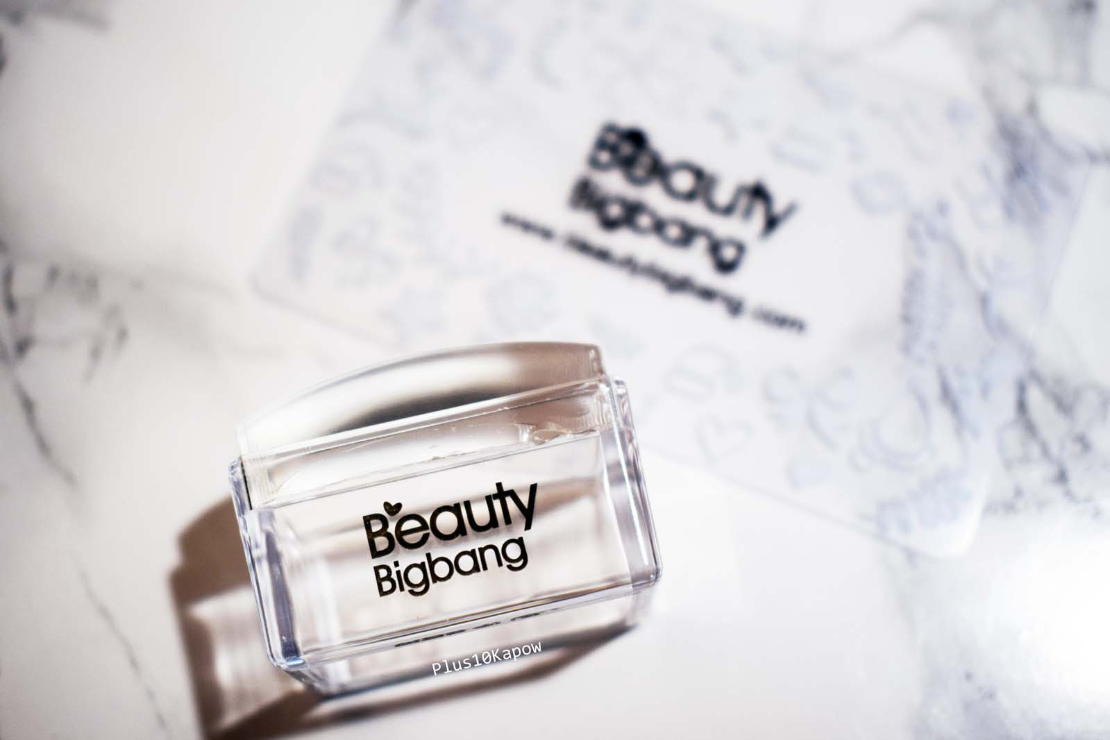Beauty Big Bang Silicone Stamper Plus10Kapow