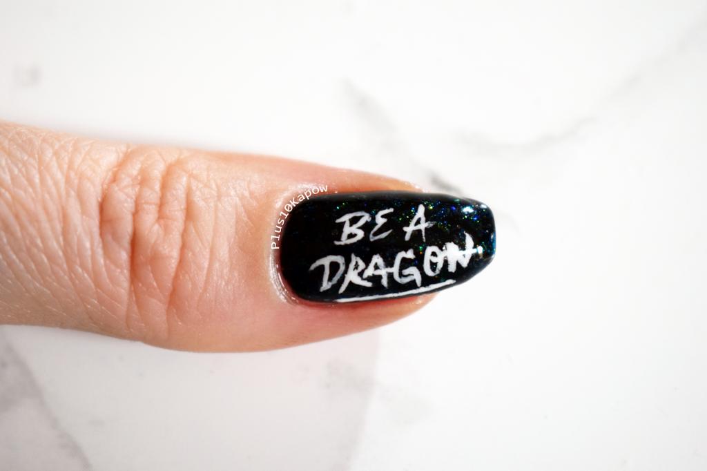 Game of Thrones Be a Dragon Nails Daenerys Targaryan Jordandene