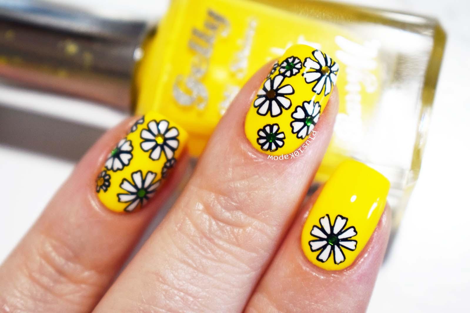 Glequin daisies Plus10Kapow
