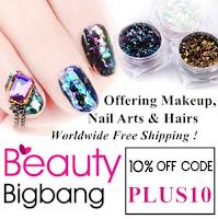 Beauty Big Bang discount code 10% off PLUS10
