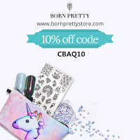 Born Pretty Store discount code Plus10Kapow