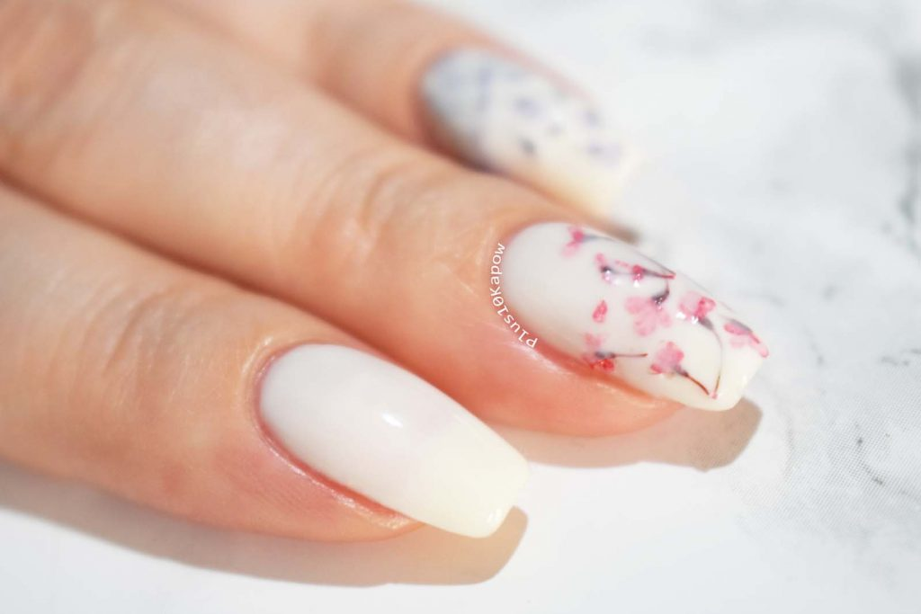 Milk Bath Nails Charlies Nail Art