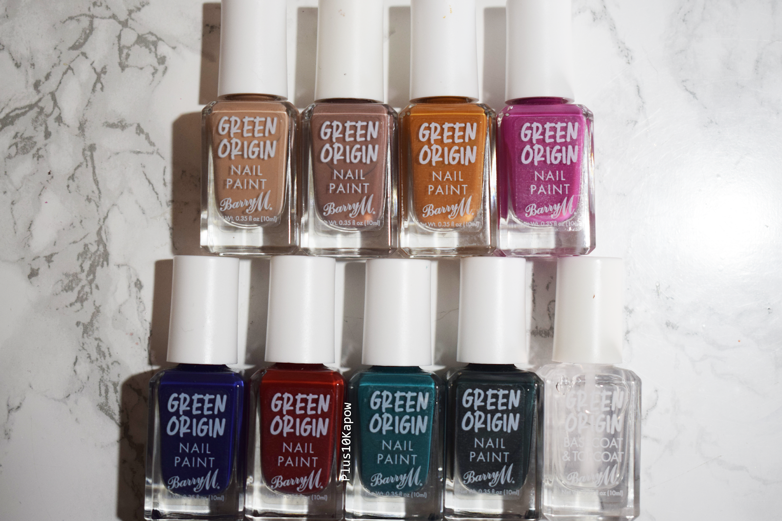 Barry M Green Origin Collection