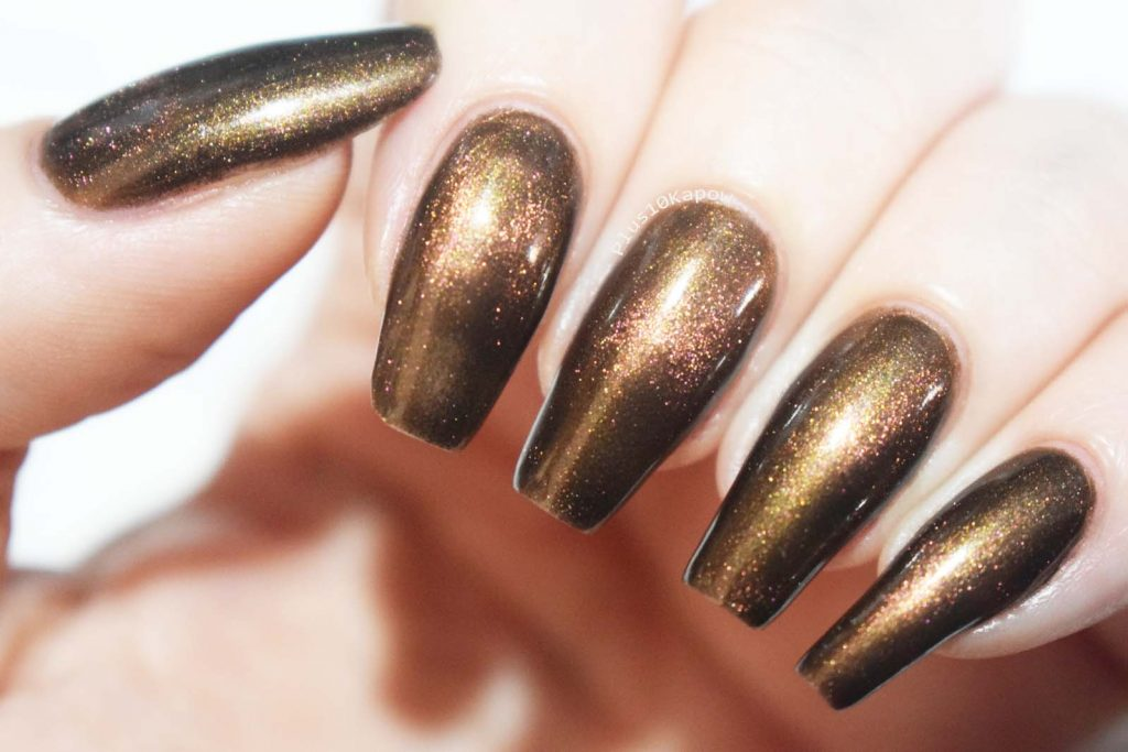 Dystopia Nail Polish Samhain Collection Swatches Let the Guising Begin