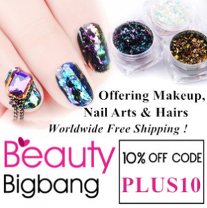 Beauty Big Bang discount code