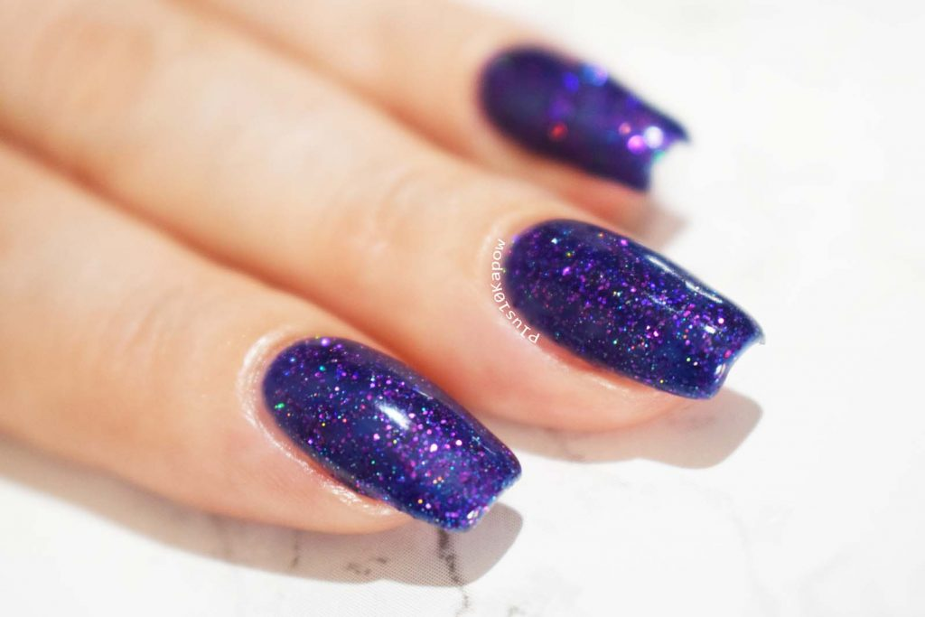 Kiki London Galaxy Gel Polish Swatches