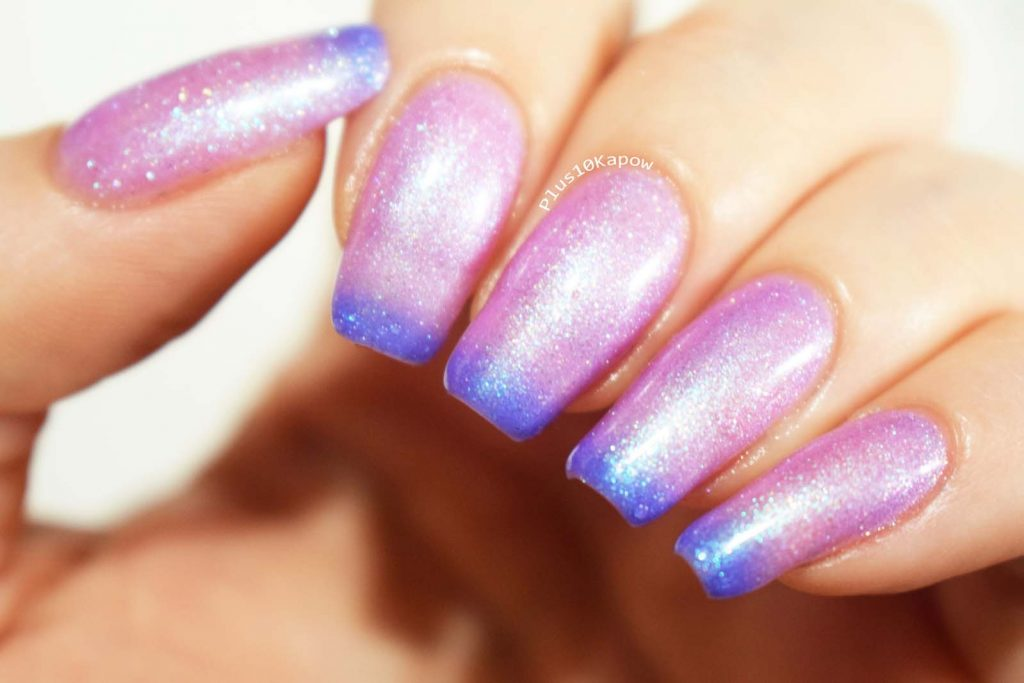 Kiki London Pretty Girl thermal Gel Polish Swatches