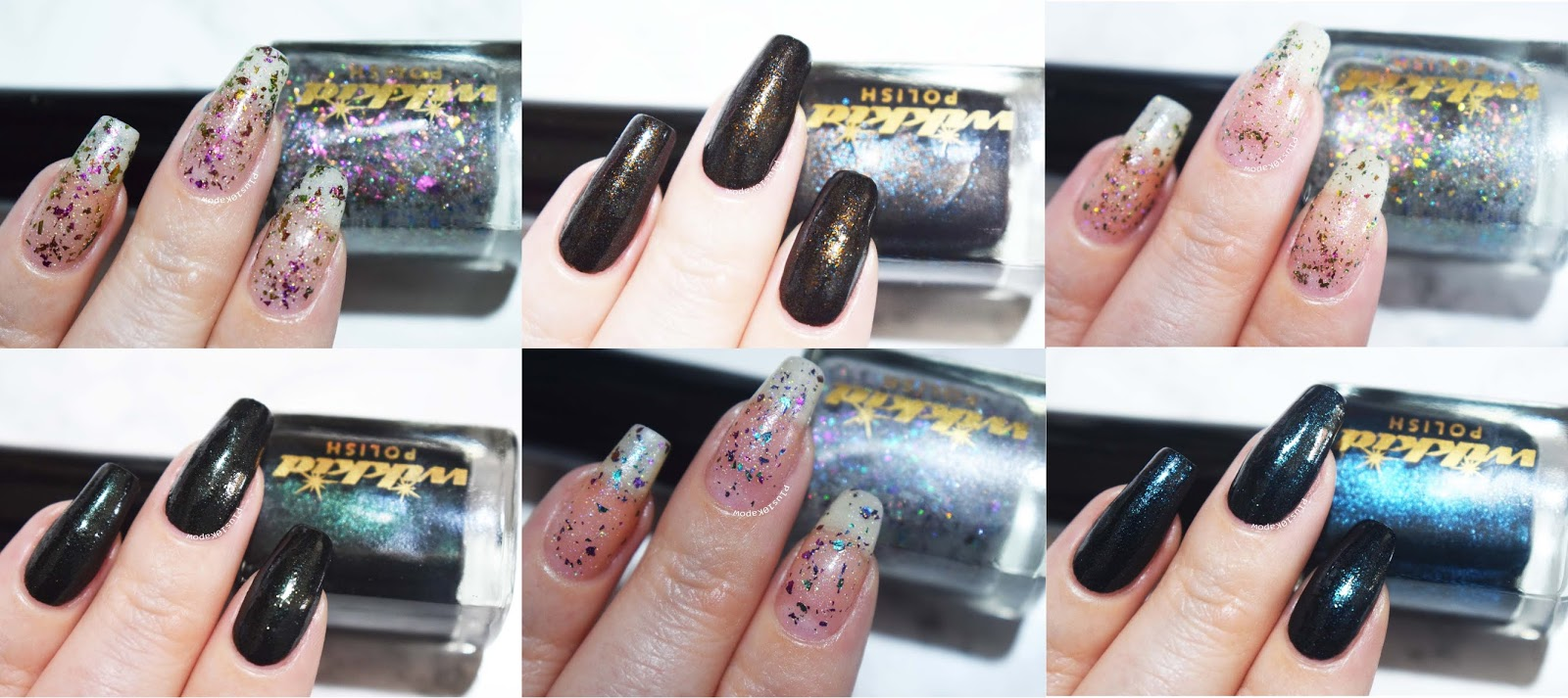 Wikkid Polish The Gothic Collection
