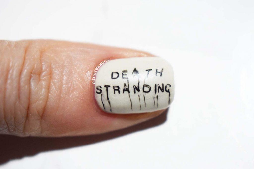 Death Stranding nails