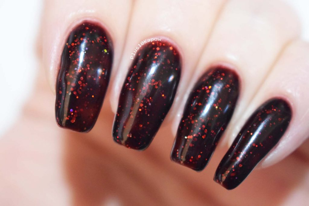 Nicole Diary Sequins Gel ND-S11 from Born Pretty STore