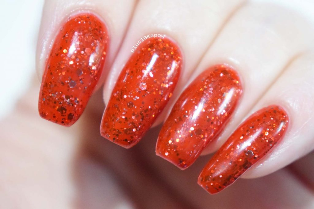 Nicole Diary Sequins Gel ND-S36 from Born Pretty STore