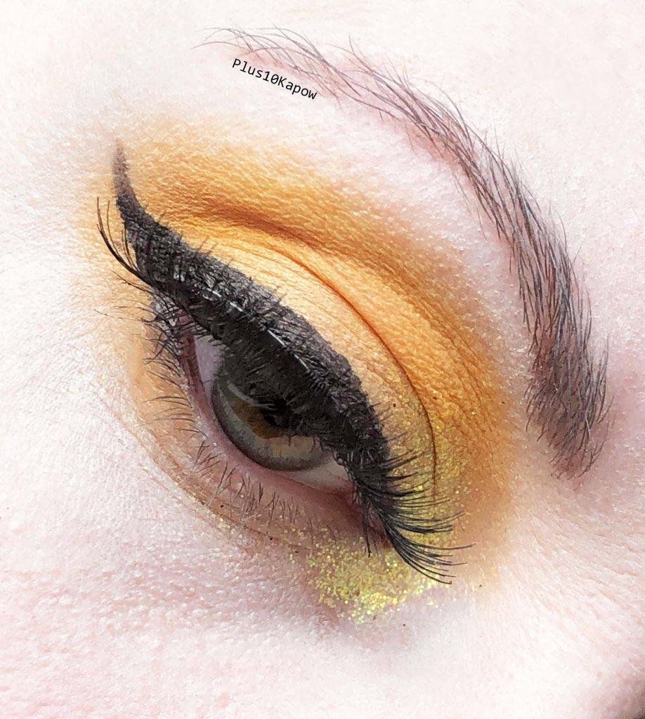 Espionage Cosmetics Pressed Glitters eye makeup