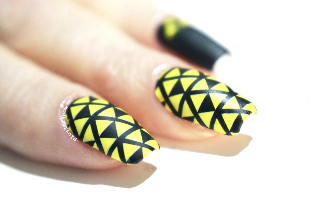 Espionage Cosmetics Go Alone nail wraps Plus10kapow