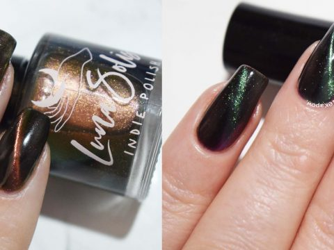 Luna Solis 3d Magnetics swatches Plus10Kapow