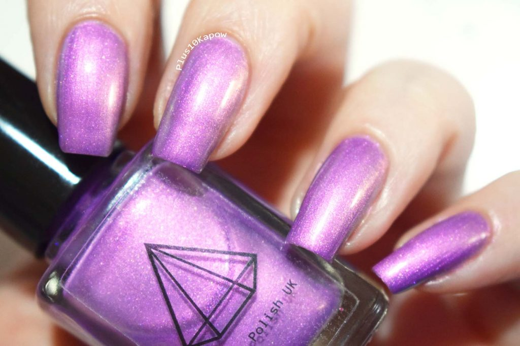 Prism Polish Four Marks Worth Plus10Kapow