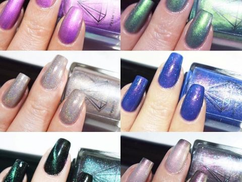 Prism Polish Toss a Coin collection