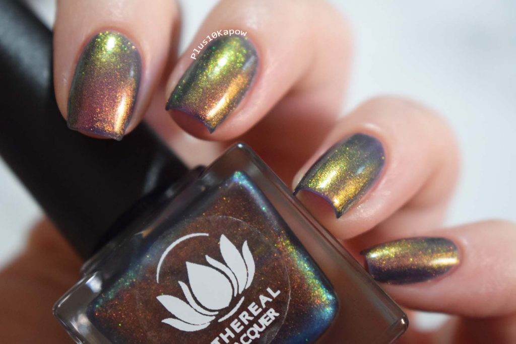 Ethereal Lacquer Exit Gate Swatches