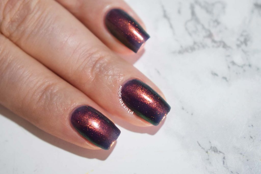 Ethereal Lacquer Exit Gate swatches Plus10Kapow