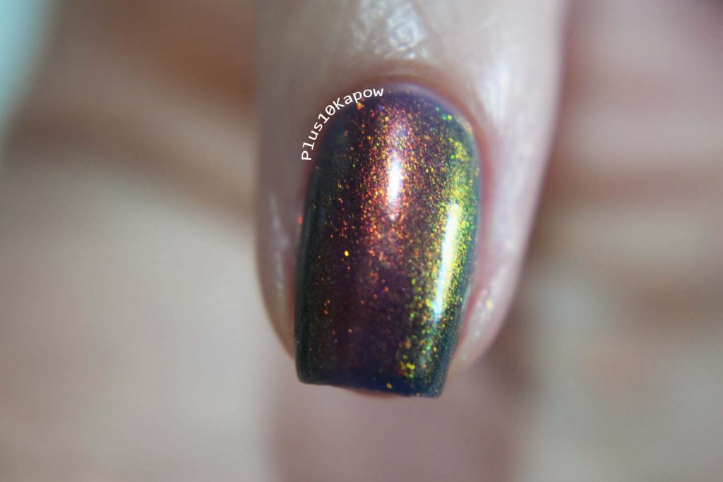 Ethereal Lacquer Exit Gate swatch macro Plus10Kapow