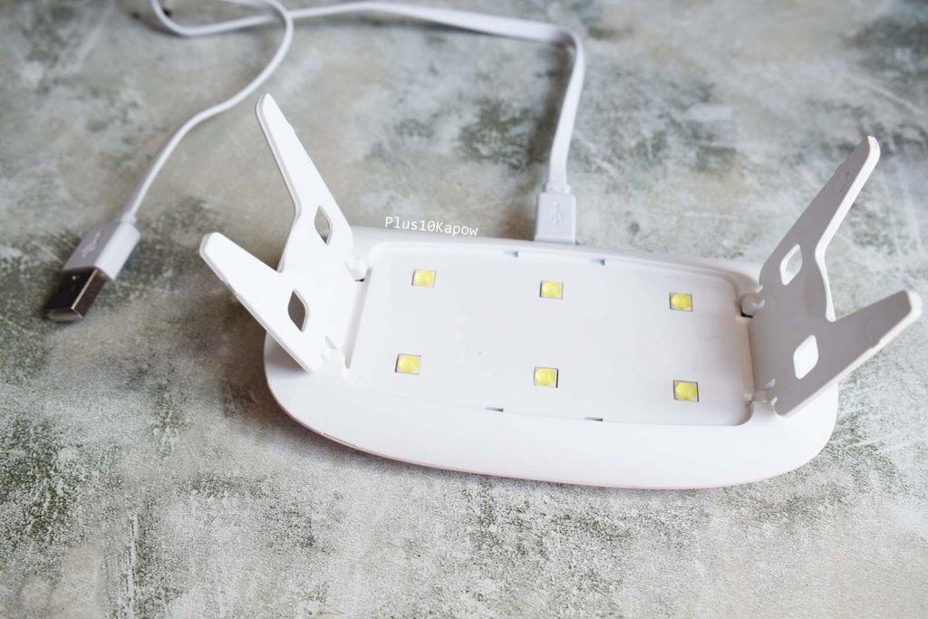 Madam Glam mini led/ UV lamp