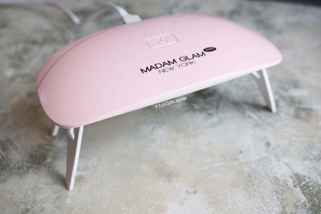 Madam Glam mini led/uv lamp