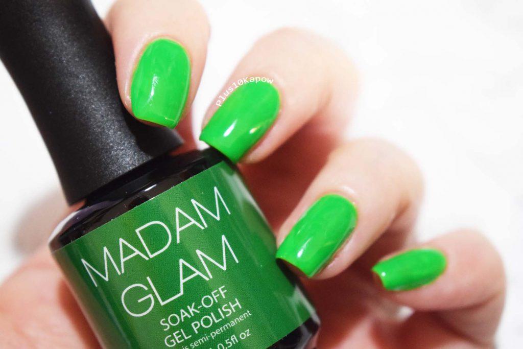 Madam Glam Mother Nature swatch